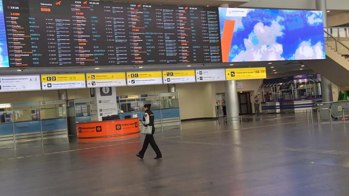 Застрявший в Москве американец потерял последнюю надежду: Отсюда не выбраться