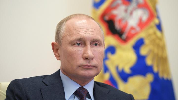 Когда мы вместе - мы непобедимы: Путин поздравил граждан с Днём Победы