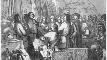 Один день в истории: 335 лет со дня рождения шведского короля Карла XII