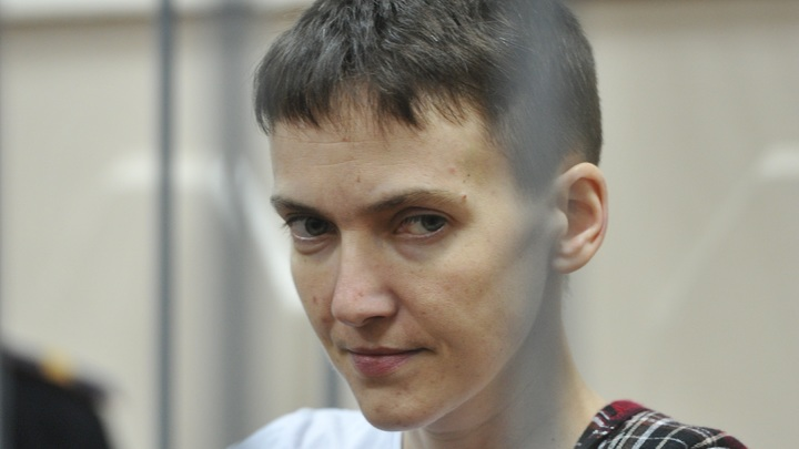 Достанет даже из-за решетки: Савченко подала в суд на предавших ее депутатов Верховной рады
