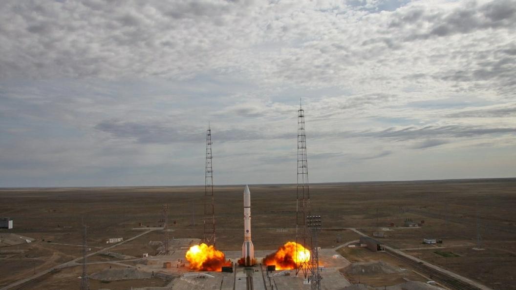 Запуск «Протона» соспутником связи собрались перенести наполторы недели
