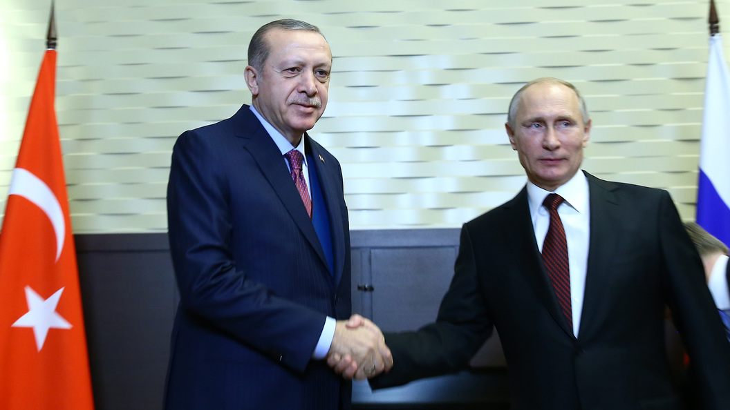 Путин оценил результаты многочасовых переговоров с Эрдоганом