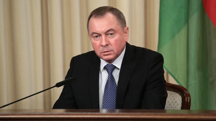 Пропавший глава МИД Белоруссии ответил экс-генсеку НАТО о российском будущем страны: Бред отставных служащих