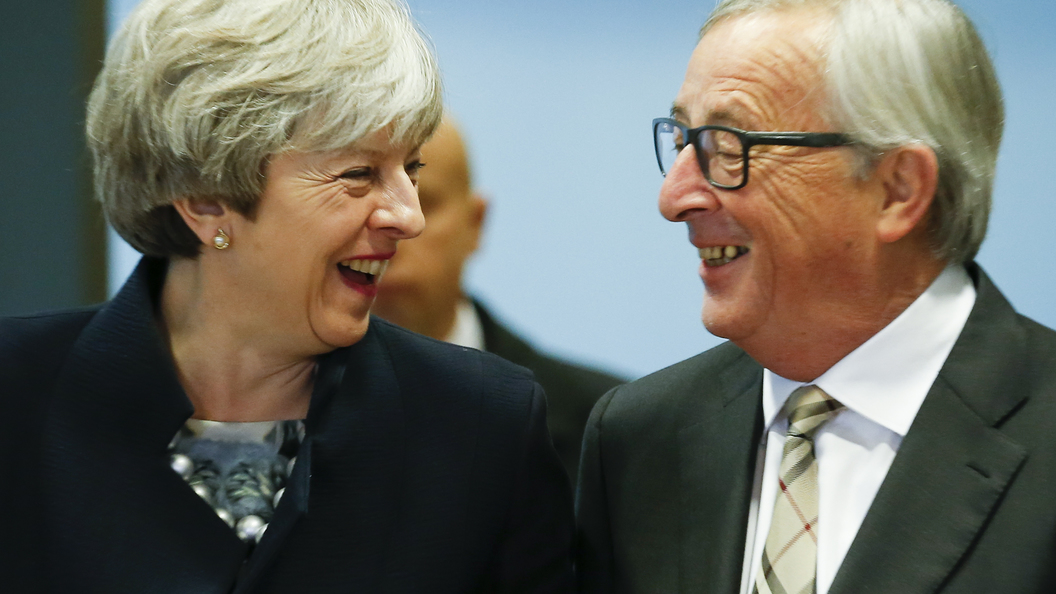 Источник: Лондон и Брюссель достигли компромисса в переговорах по Brexit