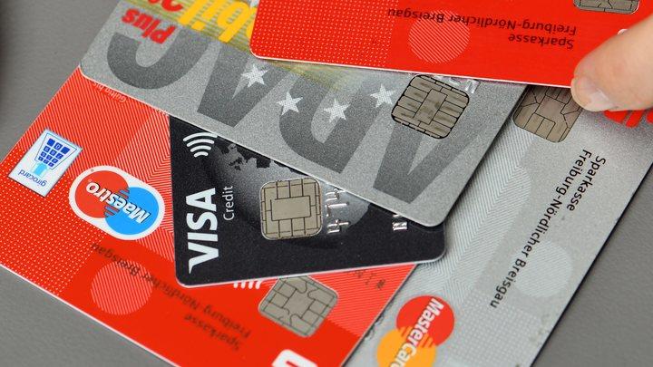 Европа отвергла карты Visa: В работе платежной системы произошел сбой