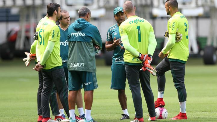 Сборная Бразилии попросила Спартак помочь ей с тренировками