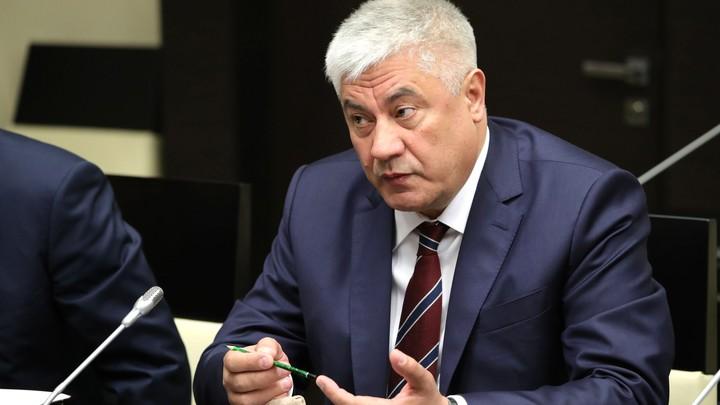 Источник: Главу МВД Колокольцева отправят в отставку в ближайшее время