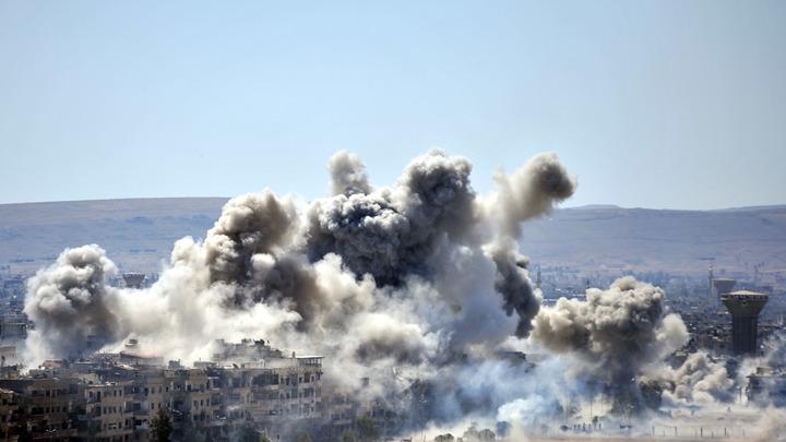 Made in USA: Склад проамериканских боевиков в сирийской Думе оказался забит оружием НАТО - видео