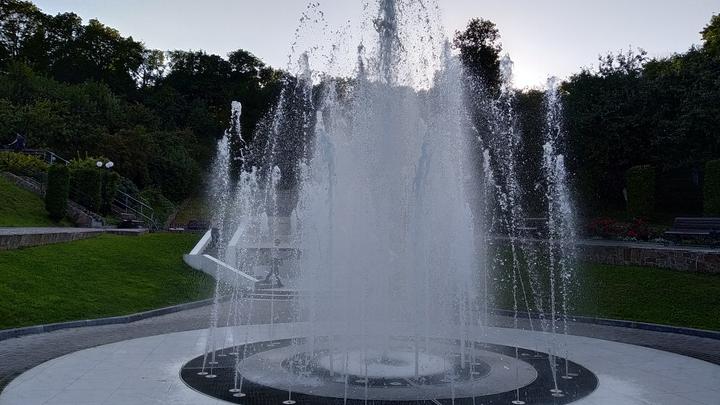 Во Владимире началась подготовка к запуску фонтанов