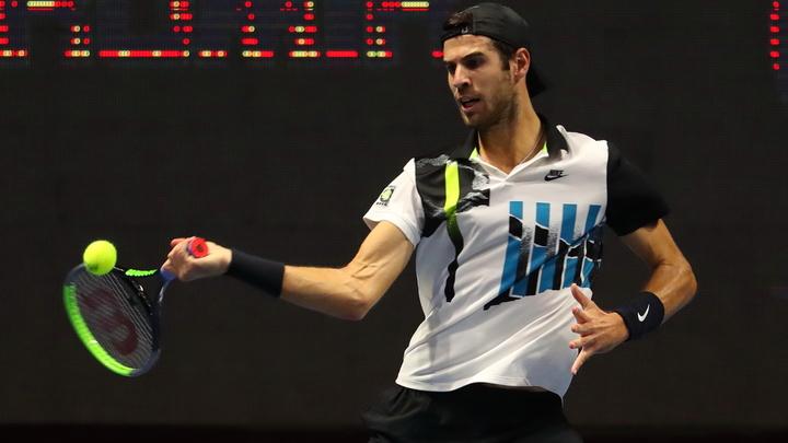 Теннисист из России проиграл в финале Олимпиады немцу с русскими корнями
