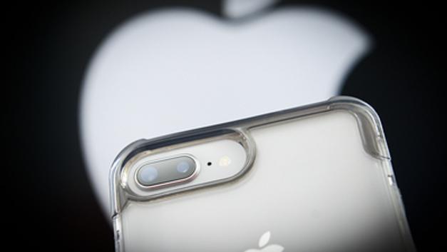 Пике продаж iPhone вынудило Apple затянуть потуже пояса