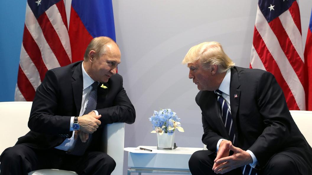 РФ готова наладить отношения сСША— Путин