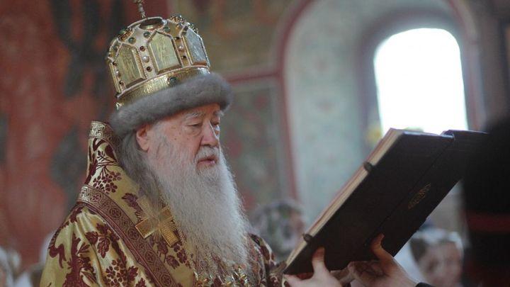 Хранитель традиций: К 85-летию митрополита Крутицкого и Коломенского Ювеналия