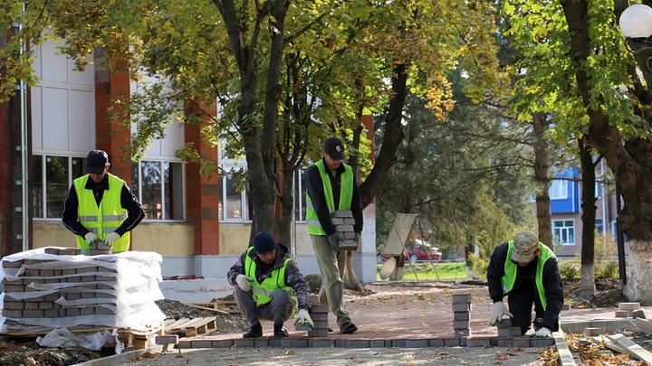 Пять общественных территорий благоустроят в Белореченском и Тихорецком районах