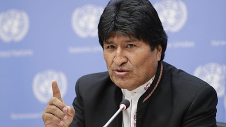 «Враг всего мира»: Президент Боливии назвал США глобальной угрозой для человечества