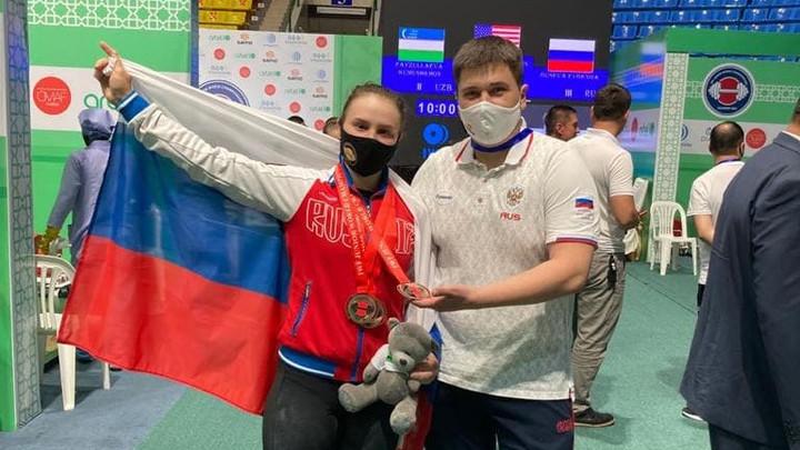 Юная тяжелоатлетка из Подмосковья завоевала на первенстве мира три бронзы