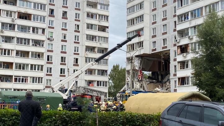 Взрыв в Ногинске: Итоги чрезвычайного происшествия в цифрах