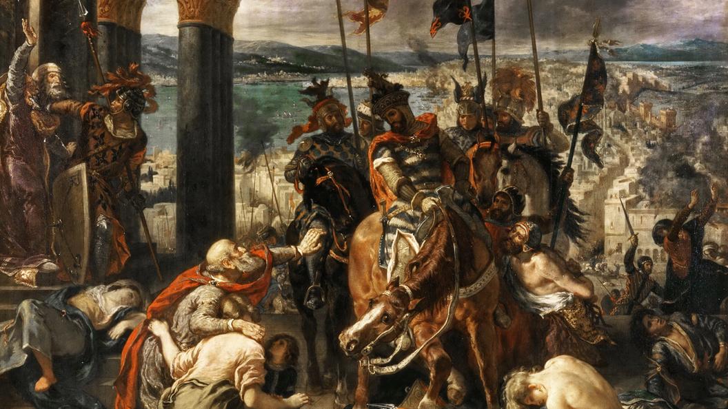 Царьград-1204: Цивилизационный разлом Европы