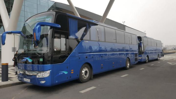 Со следующей недели изменится расписание автобуса из Ростова в аэропорт «Платов»