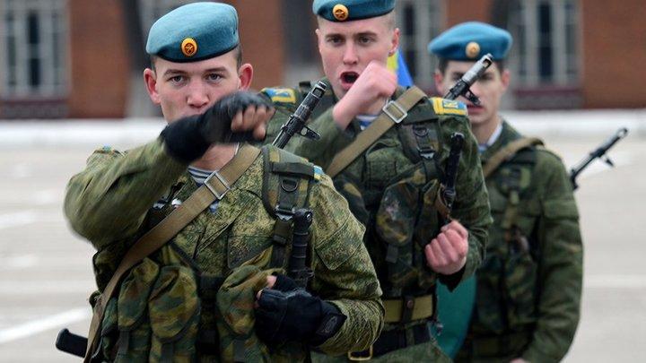 Выполняется приказ: Военные пояснили, откуда возникла шумиха о погонах десантников