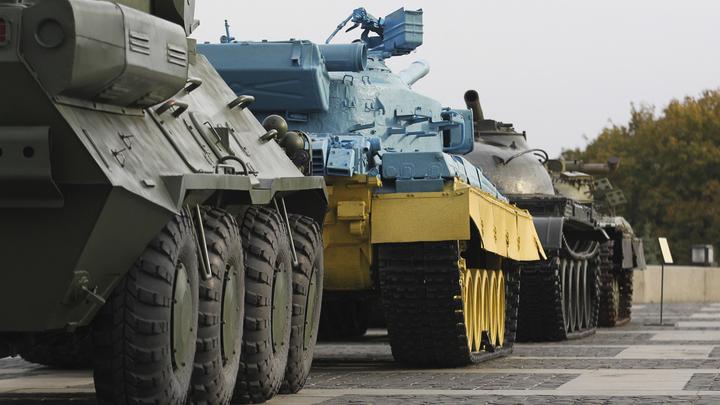Локальная война на крымском перешейке