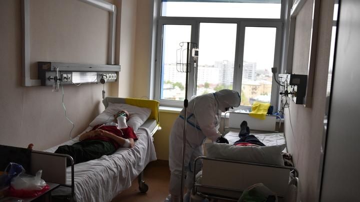 От коронавируса вылечились 945 жителей Московской области