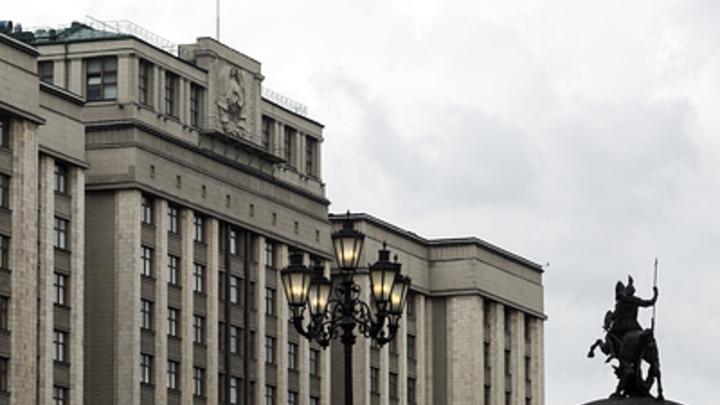 В Госдуме поставили под сомнение приоритет международного права в России