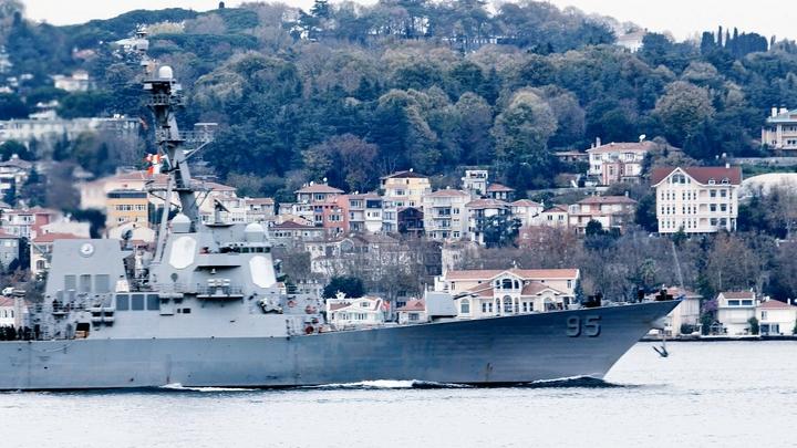 Военные корабли и самолеты США в Черном море: Чего добивается провокациями Вашингтон
