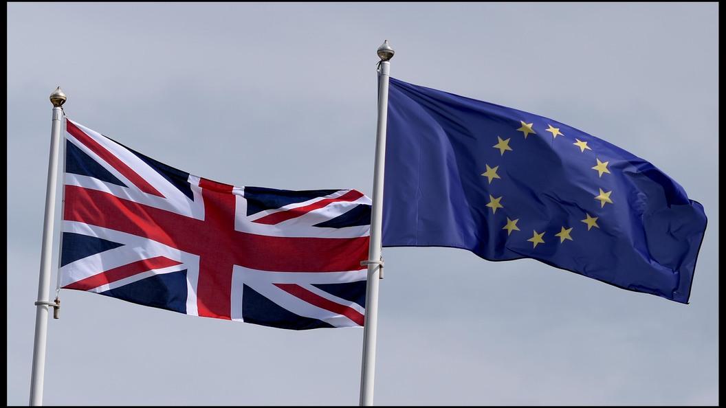 Мэй анонсировала выход Великобритании из пограничного союзаЕС