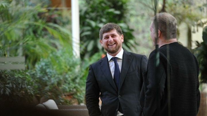 Кадыров пообещал сирийским террористам места втеатре инакладбище