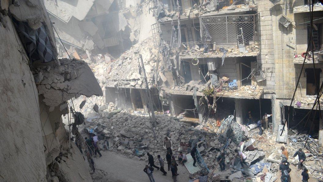 SANA: в итоге удара коалиции США вСирии погибли минимум 18 человек