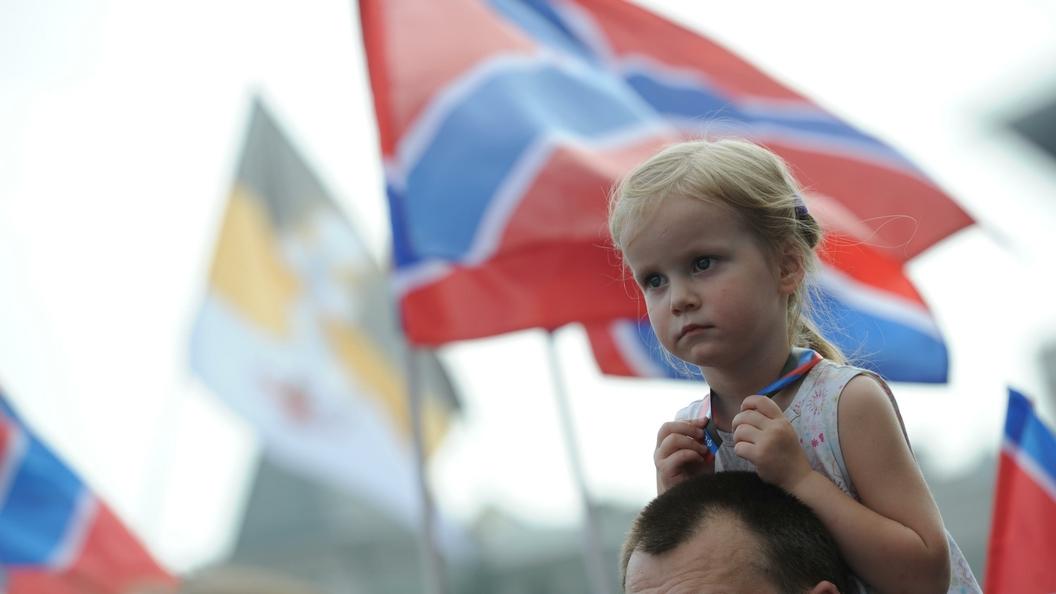 Германия заявила о неприемлемости провозглашения Малороссии