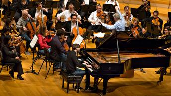 Инструментальное соло пианиста Трифонова удостоили премией Грэмми