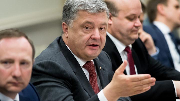 Порошенко пообещал провести интересные переговоры с военными США