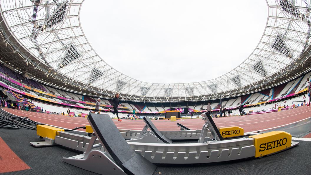 Русским  легкоатлетам могут запретить участие вовсех интернациональных  соревнованиях