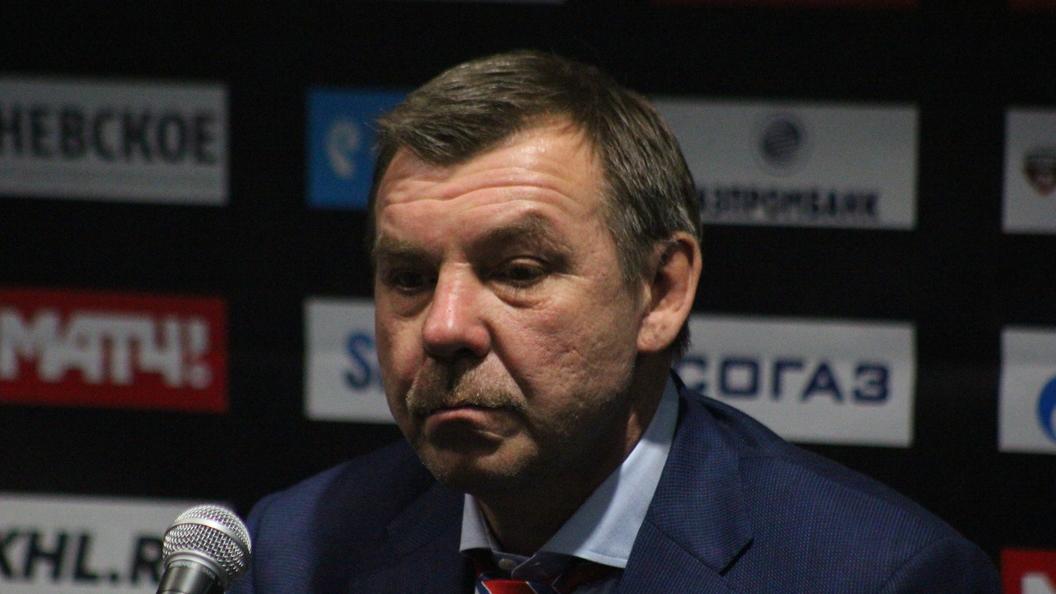 Впоражении отхоккеистов Словакии виноваты сами— Олег Знарок