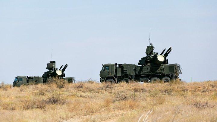 Российский комплекс Панцирь-С1 спас от авиаудара город в Ливии: Маршал Хафтар сообщил о сбитом военном самолёте