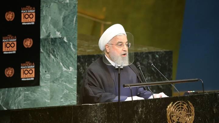 США пытаются «подорвать» все международные институты - глава Ирана