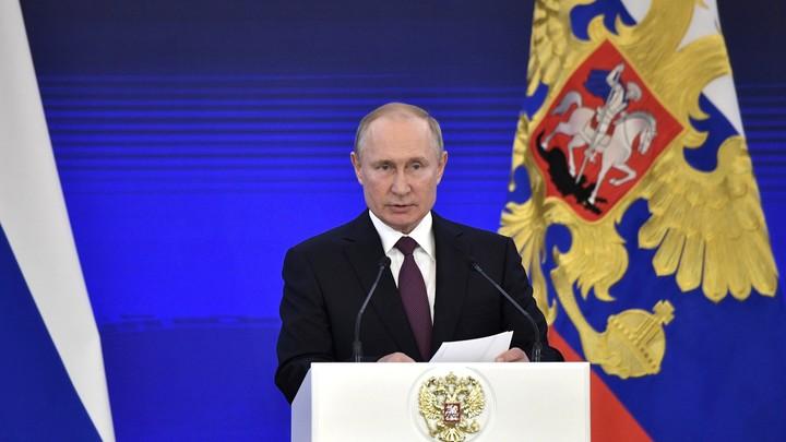 Не только террористы, но и западные спецслужбы: Путин заявил об успешных операциях ФСБ