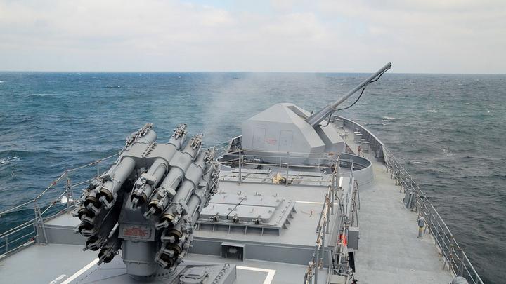 Калибром по джихадистам: Появившиеся в Средиземноморье корабли России вызвали смятение
