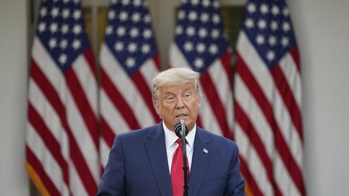 Он сопротивляется: Эксперт оценил феномен Трампа в его послевыборной борьбе