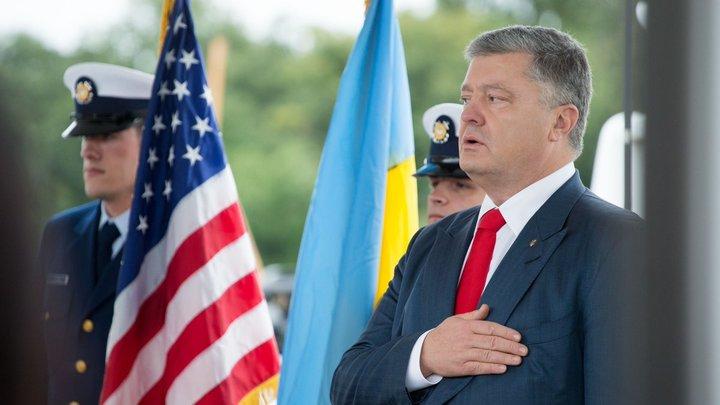 Порошенко в эфире CNN: «Спасибо Путину за то, что сделал Украину более европейской»