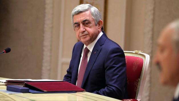 «Я был не прав»: Саргсян выступил в роли главного миротворца в Армении