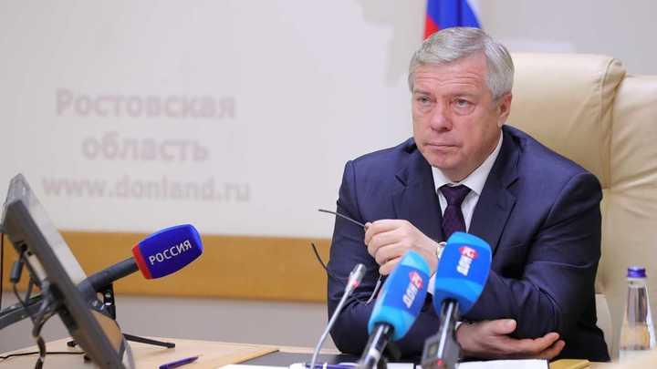Губернатор Василий Голубев назвал виновных в массовом заражении коронавирусом в ФК Ростов