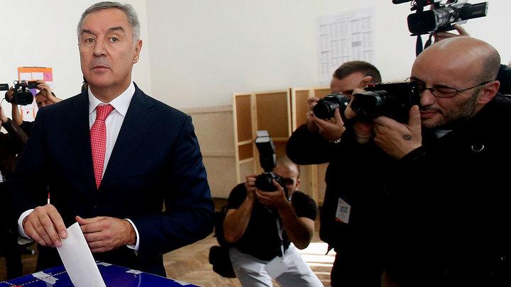 Черногория огрызается перед вступлением в НАТО