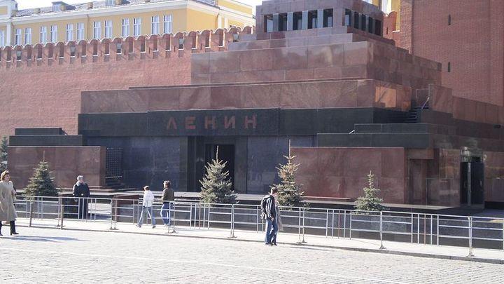 Мавзолей Ленина закрывается для посещений 16 февраля