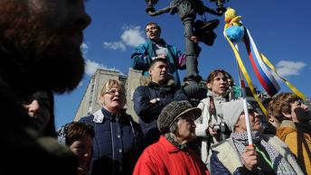 Провокация Навального: в России началась предвыборная кампания нового премьера!