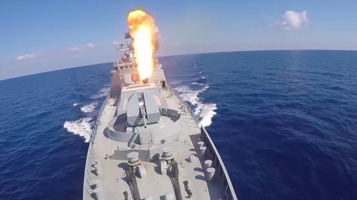 США не дали русскому флоту полакомиться их крылатыми ракетами