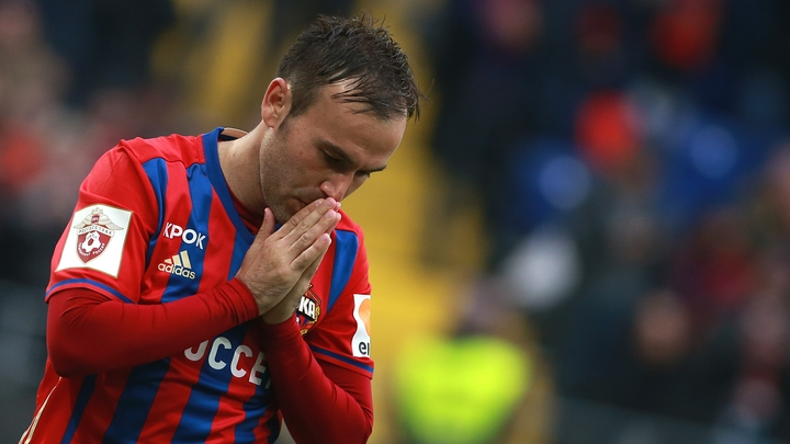 Бибрас Натхо покидает ЦСКА
