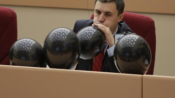 Забывший о русском Крыме депутат Бондаренко мигрирует в стиль шута - Минченко